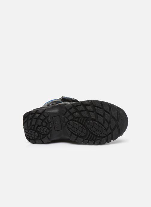 Zapatillas de deporte LICO Samuel V Negro vista de arriba