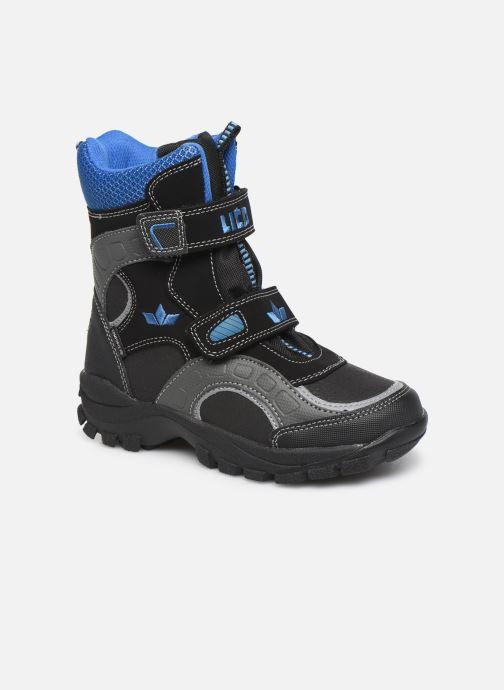 Zapatillas de deporte LICO Samuel V Negro vista de detalle / par