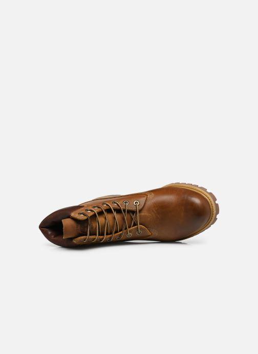 """Boots en enkellaarsjes Timberland Heritage 6"""" Premium Bruin links"""