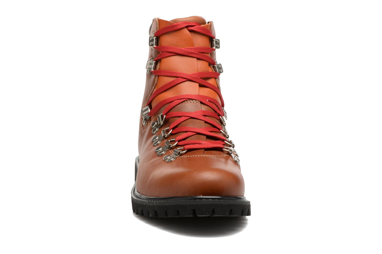 Stiefeletten & Boots Timberland 1978 Hike WP braun schuhe getragen