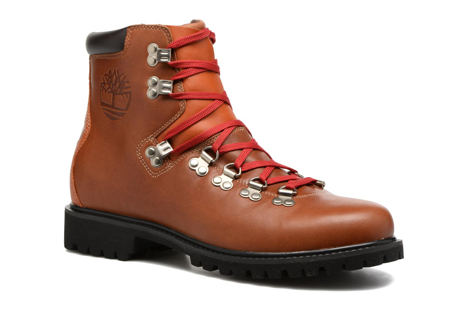 Bottines et boots Timberland 1978 Hike WP Marron vue détail/paire