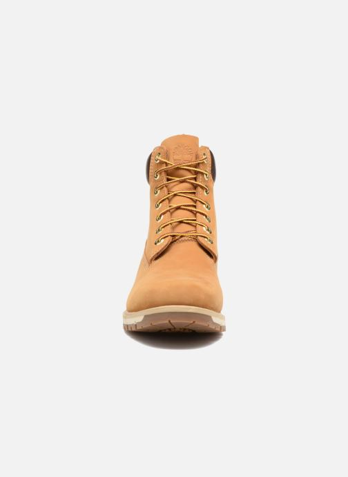 "Bottines et boots Timberland Radford 6"" Boot WP Marron vue portées chaussures"
