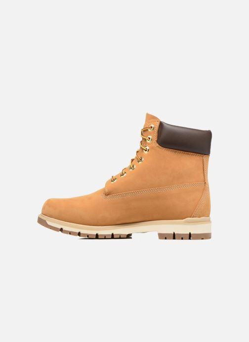 """Boots en enkellaarsjes Timberland Radford 6"""" Boot WP Bruin voorkant"""