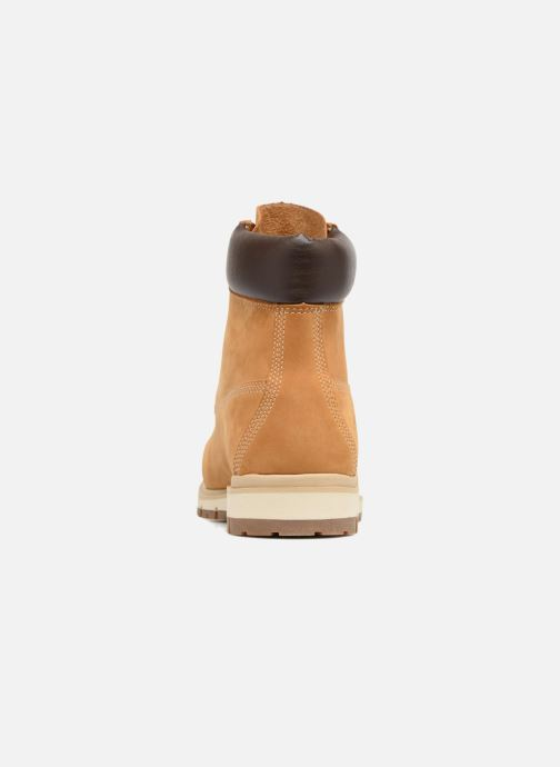 "Bottines et boots Timberland Radford 6"" Boot WP Marron vue droite"