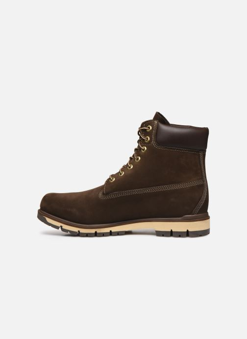 """Ankle boots Timberland Radford 6"""" Boot WP Brown front view"""