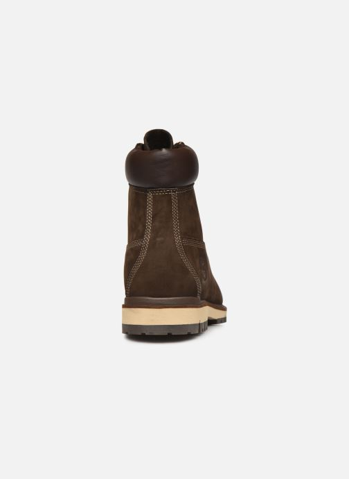 """Ankle boots Timberland Radford 6"""" Boot WP Brown view from the right"""