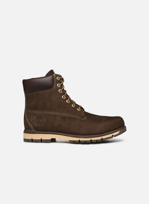"""Ankle boots Timberland Radford 6"""" Boot WP Brown back view"""