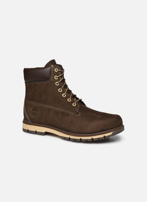 """Ankle boots Timberland Radford 6"""" Boot WP Brown detailed view/ Pair view"""