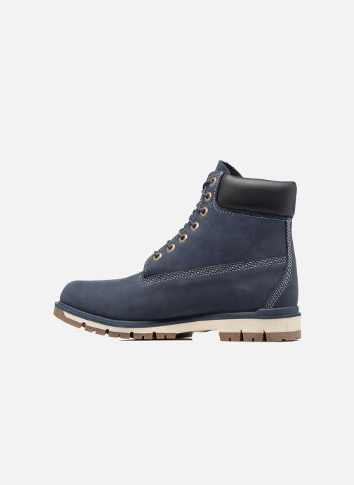 "Bottines et boots Timberland Radford 6"" Boot WP Bleu vue face"