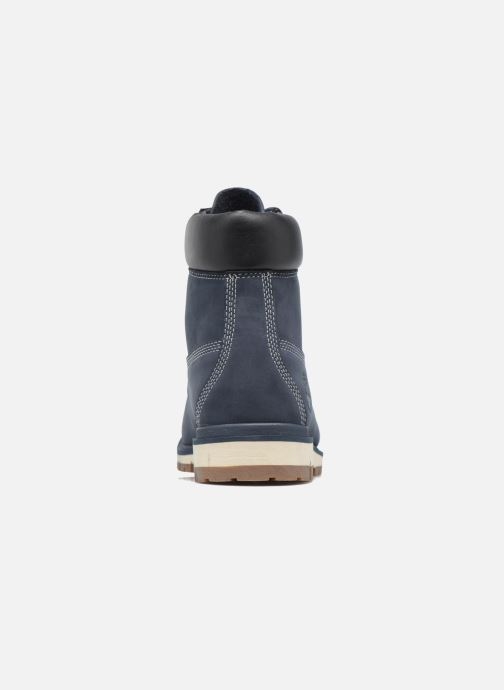 """Boots en enkellaarsjes Timberland Radford 6"""" Boot WP Blauw rechts"""