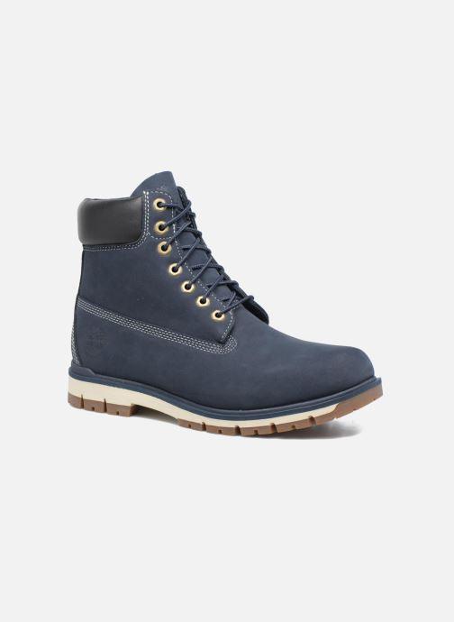 "Boots en enkellaarsjes Timberland Radford 6"" Boot WP Blauw detail"