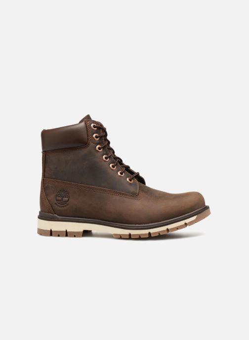 """Stiefeletten & Boots Timberland Radford 6"""" Boot WP braun ansicht von hinten"""