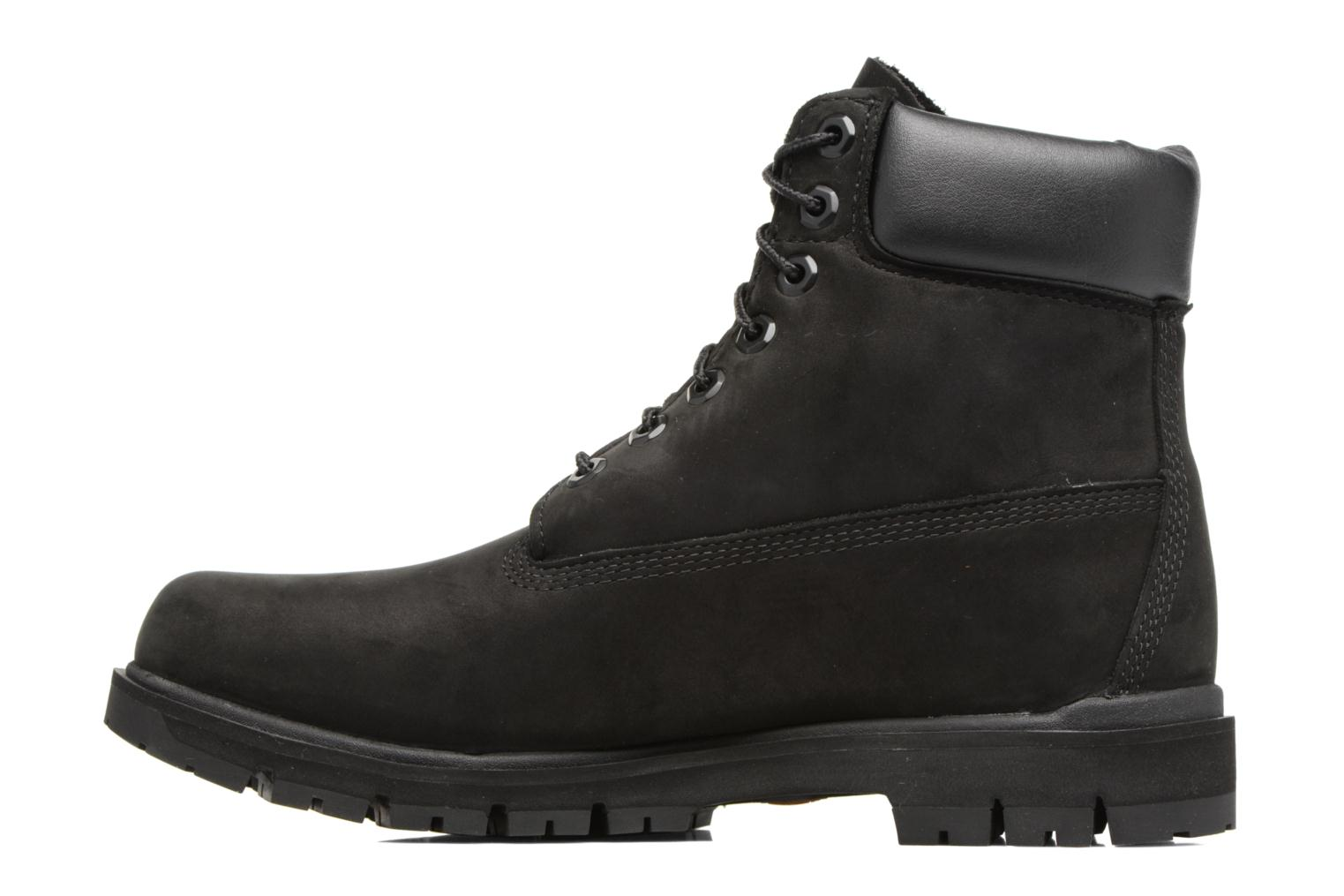 "Bottines et boots Timberland Radford 6"" Boot WP Noir vue face"