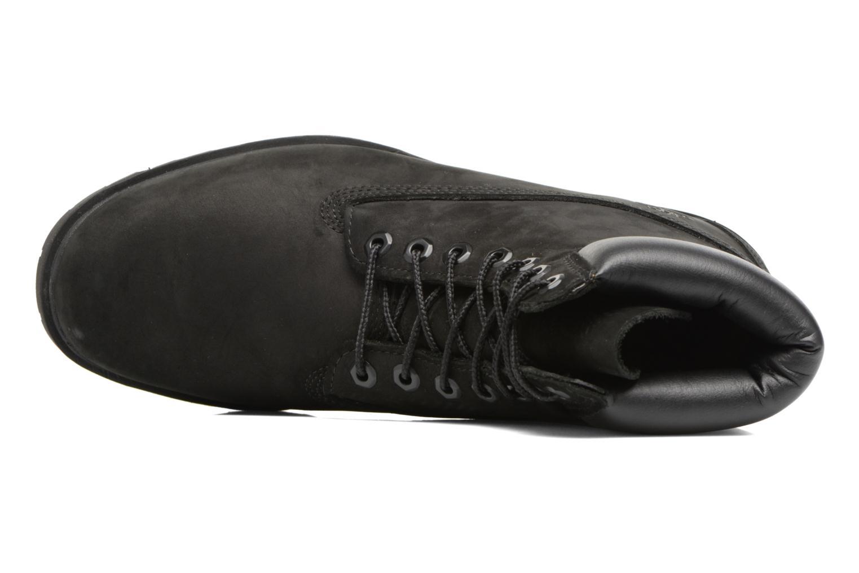 """Stiefeletten & Boots Timberland Radford 6"""" Boot WP schwarz ansicht von links"""