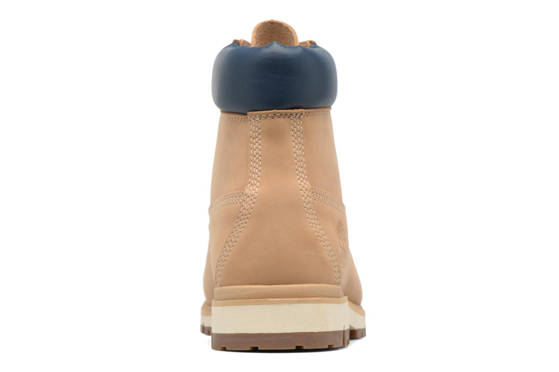 """Stiefeletten & Boots Timberland Radford 6"""" Boot WP braun ansicht von rechts"""
