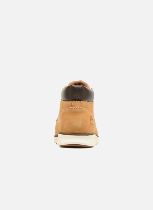 Bottines et boots Timberland Bradstreet Chukka Marron vue droite