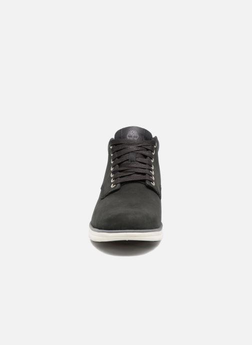 Bottines et boots Timberland Bradstreet Chukka Noir vue portées chaussures