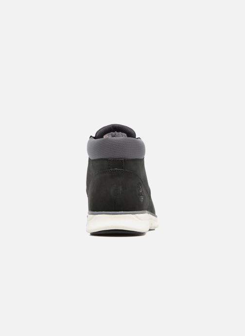 Ankle boots Timberland Bradstreet Chukka Black view from the right
