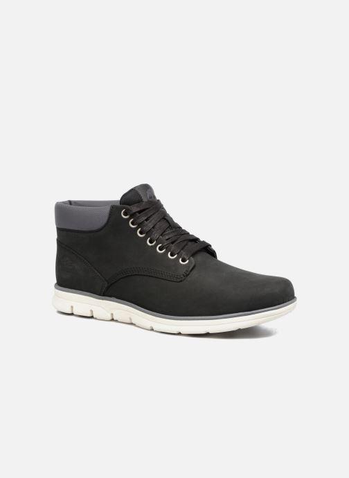 Ankelstøvler Timberland Bradstreet Chukka Sort detaljeret billede af skoene