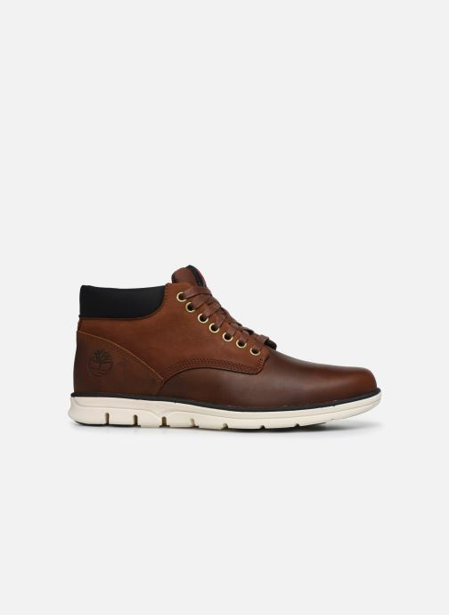 Ankle boots Timberland Bradstreet Chukka Brown back view