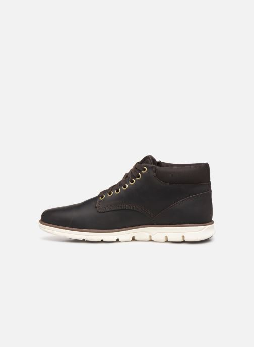 Ankle boots Timberland Bradstreet Chukka Brown front view