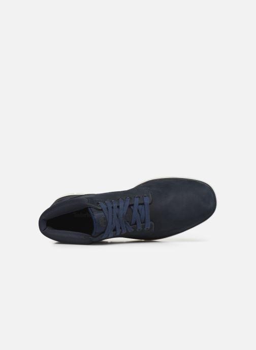 Bottines et boots Timberland Bradstreet Chukka Bleu vue gauche