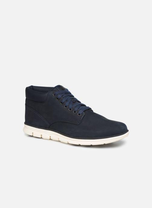 Bottines et boots Timberland Bradstreet Chukka Bleu vue détail/paire