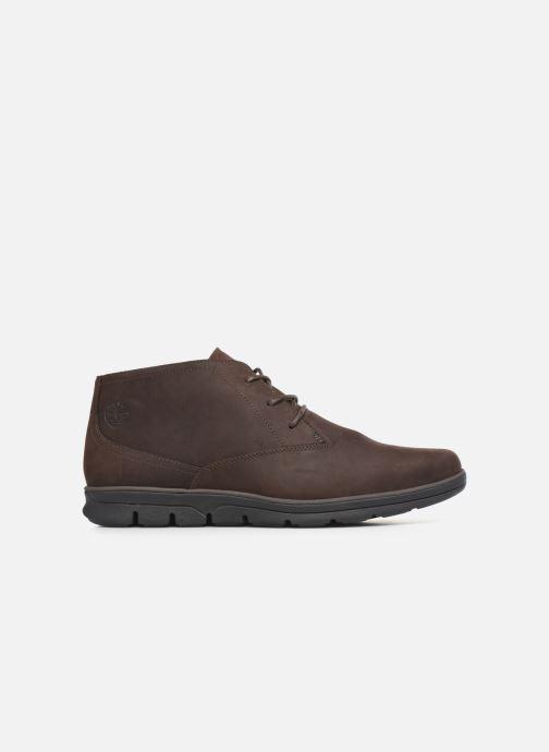 Boots en enkellaarsjes Timberland Bradstreet Chukka Bruin achterkant