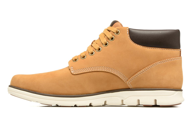 Stiefeletten & Boots Timberland Bradstreet Chukka braun ansicht von vorne