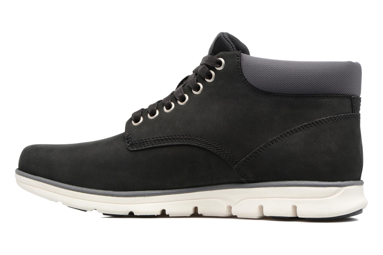 Bottines et boots Timberland Bradstreet Chukka Noir vue face