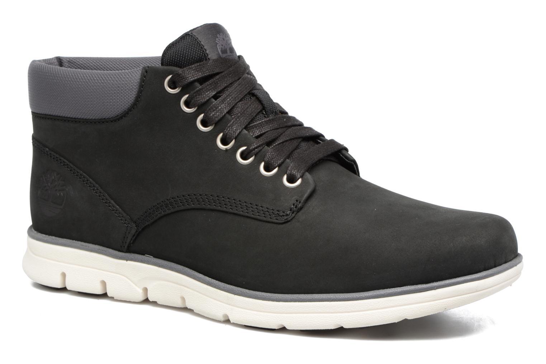 Bottines et boots Timberland Bradstreet Chukka Noir vue détail/paire