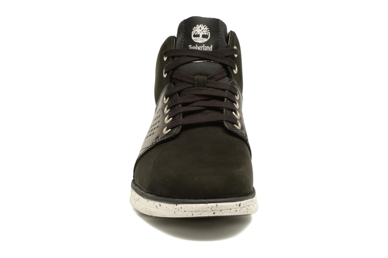 Stiefeletten & Boots Timberland Bradstreet Half Cab M schwarz schuhe getragen