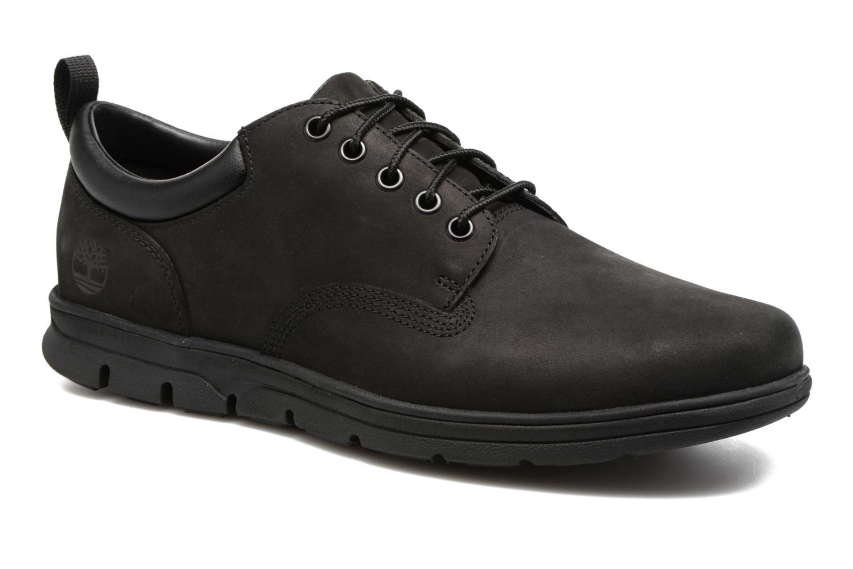 Sneaker Timberland Bradstreet 5 Eye Ox schwarz detaillierte ansicht/modell