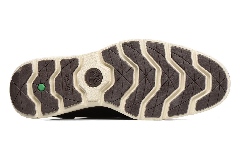 Chaussures à lacets Timberland Franklin Prk Chukka Noir vue 3/4