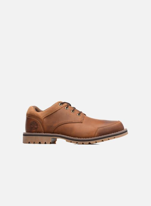Brown Fg Suede Chaussures Timberland À Oxford Oakwood Larchmont Lacets And j5qR34AL