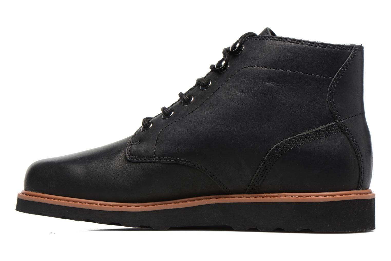 Bottines et boots Timberland Newmarket Lug PT Chukka Noir vue face