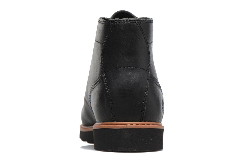 Bottines et boots Timberland Newmarket Lug PT Chukka Noir vue droite
