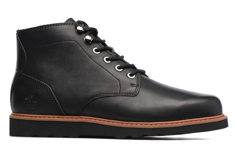 Bottines et boots Timberland Newmarket Lug PT Chukka Noir vue derrière