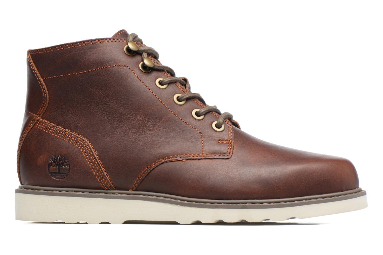 Bottines et boots Timberland Newmarket Lug PT Chukka Marron vue derrière