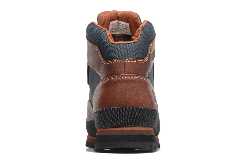 Stiefeletten & Boots Timberland Euro Hiker GTX braun ansicht von rechts