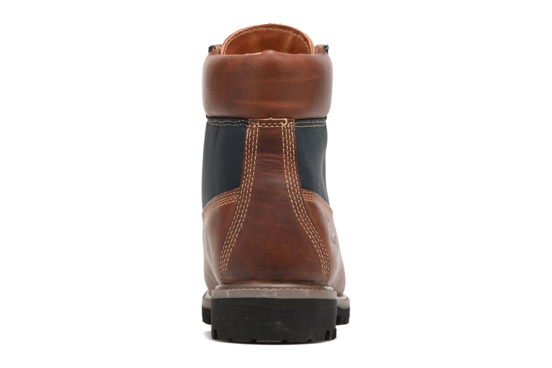 "Bottines et boots Timberland 6"" Premium F/L GORTEX Marron vue droite"