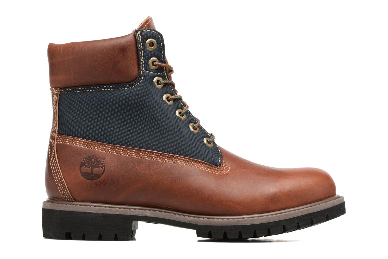 """Bottines et boots Timberland 6"""" Premium F/L GORTEX Marron vue derrière"""