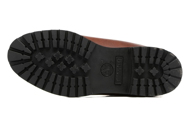 "Bottines et boots Timberland 6"" Premium F/L GORTEX Marron vue haut"