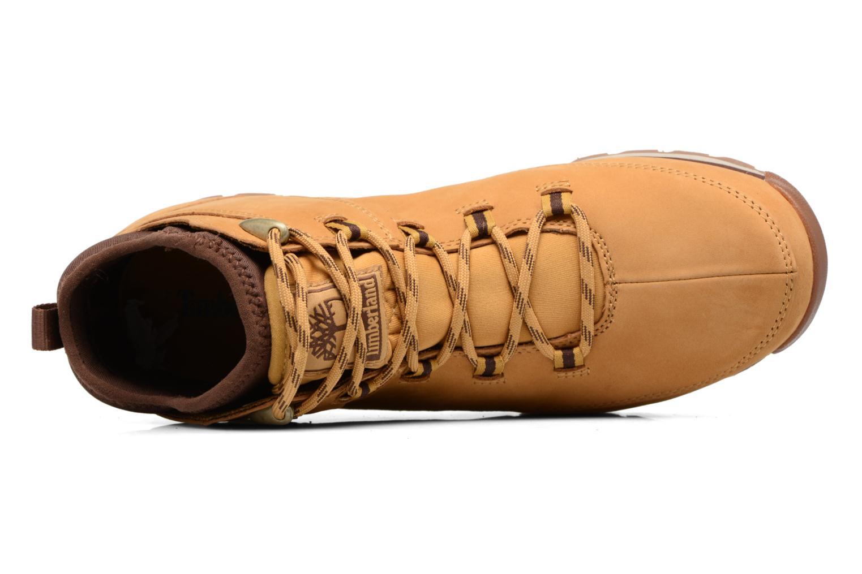 Stiefeletten & Boots Timberland Euro Sprint Sport braun ansicht von links