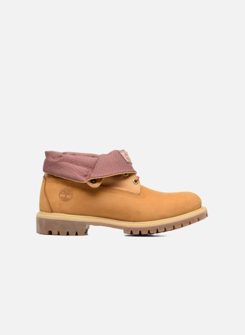 Bottines et boots Timberland Roll Top F/F AF Marron vue derrière