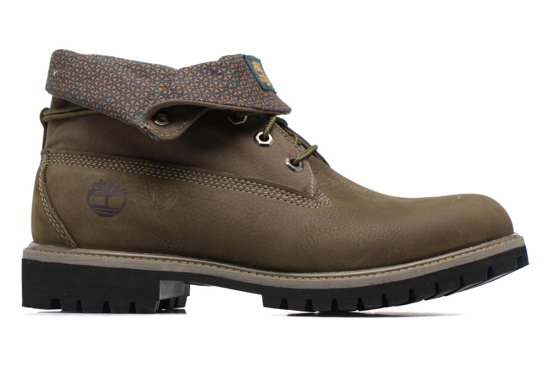 Stiefeletten & Boots Timberland Roll Top F/F AF grün ansicht von hinten