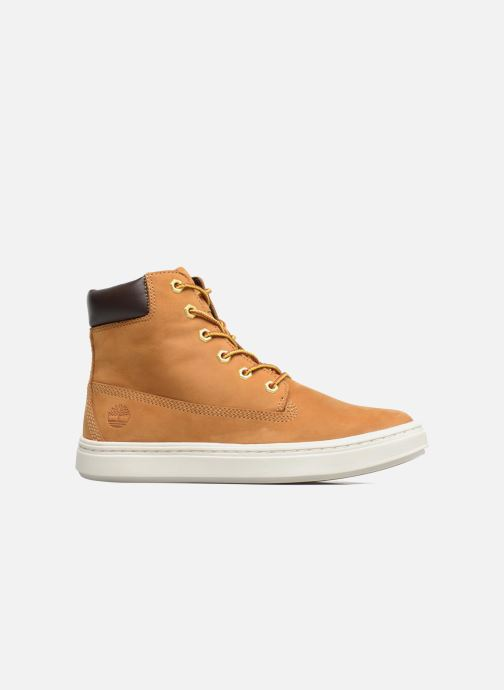 Sneakers Timberland Londyn 6 Inch Bruin achterkant
