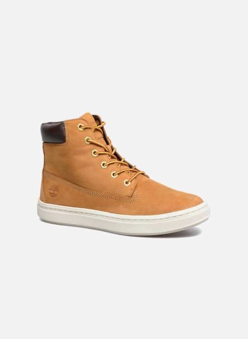 Sneakers Timberland Londyn 6 Inch Bruin detail