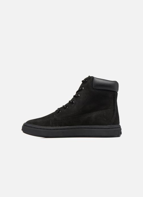 Sneakers Timberland Londyn 6 Inch Zwart voorkant
