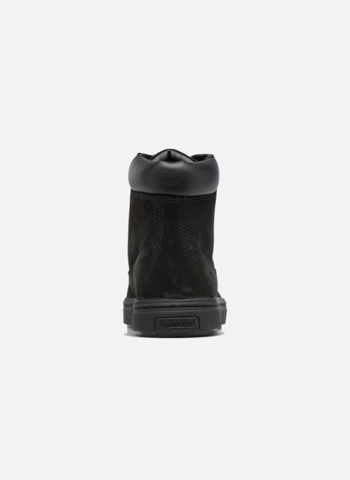 Trainers Timberland Londyn 6 Inch Black view from the right